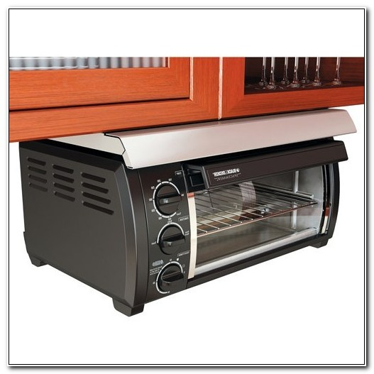 Toaster Oven Under Cabinet Mount Stainless