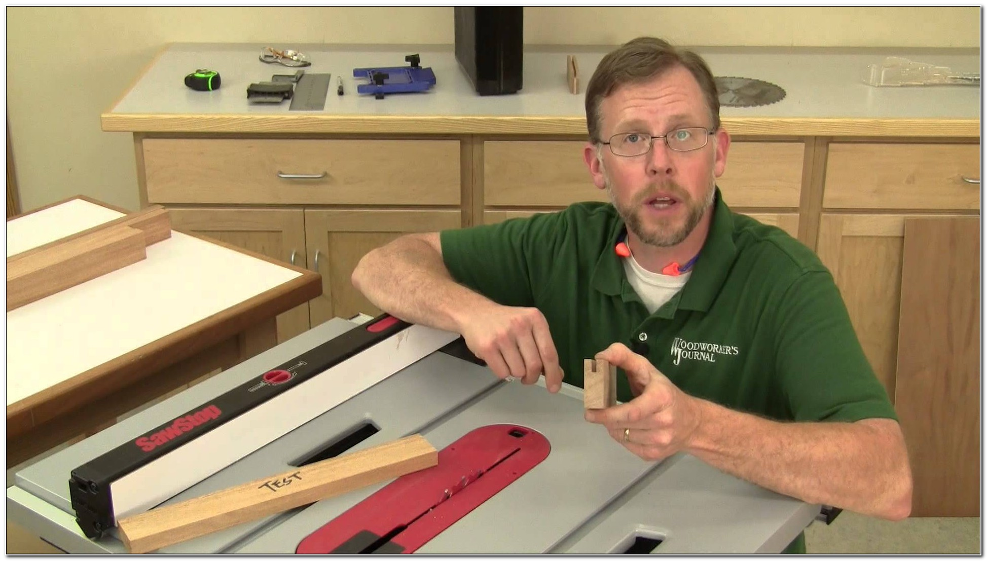 Tongue And Groove Cabinet Doors Table Saw