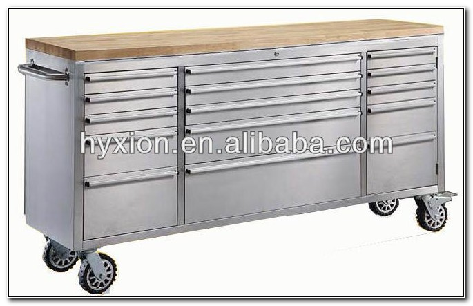 Tool Cabinets On Wheels