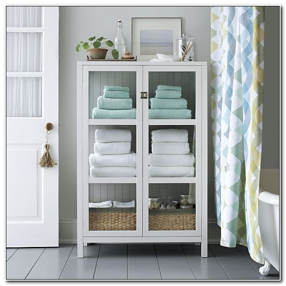 Towel Cupboard For Bathroom