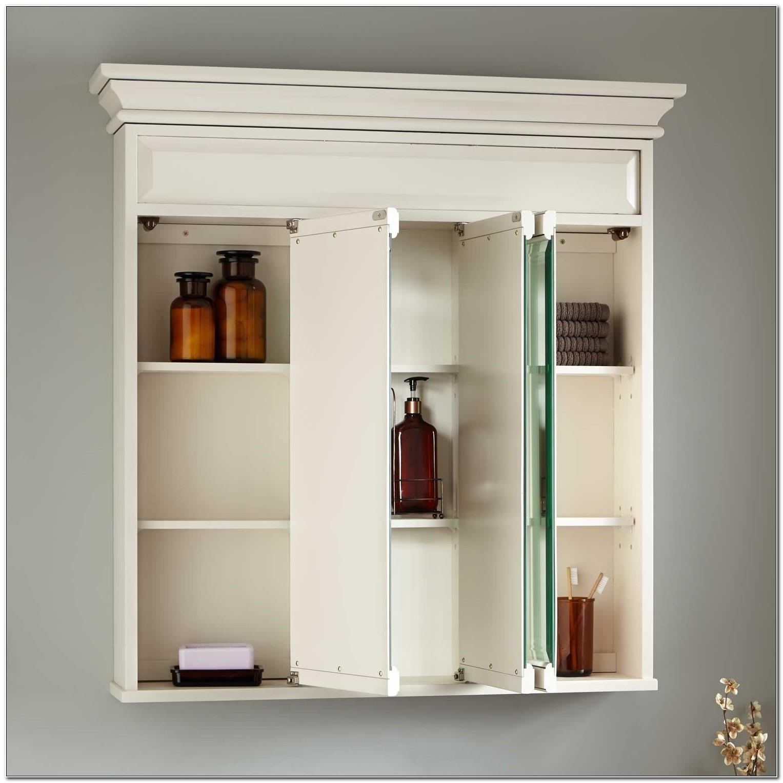 Tri View Medicine Cabinet 36