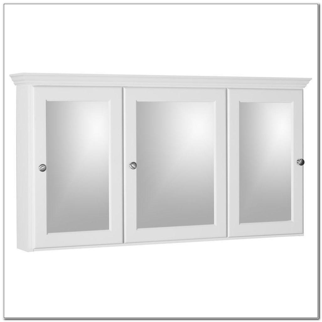 Tri View Medicine Cabinet 48