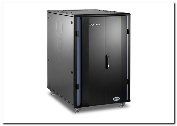 Ucoustic Soundproof Server Cabinet