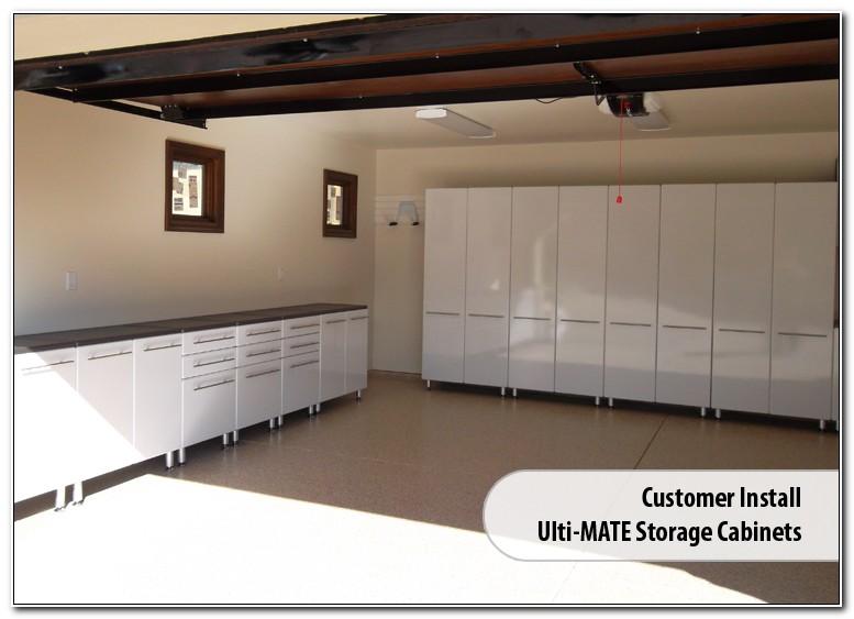 Ulti Mate Garage Wall Cabinets