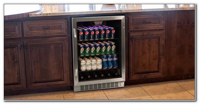 Under Cabinet Beverage Refrigerator