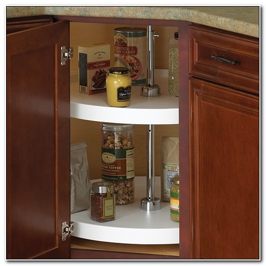 Under Cabinet Lazy Susan Turntable