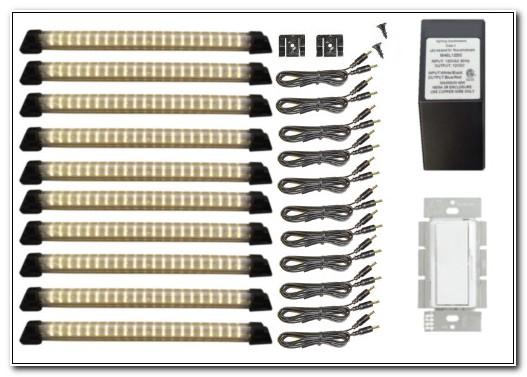 Under Cabinet Led Lighting Kits