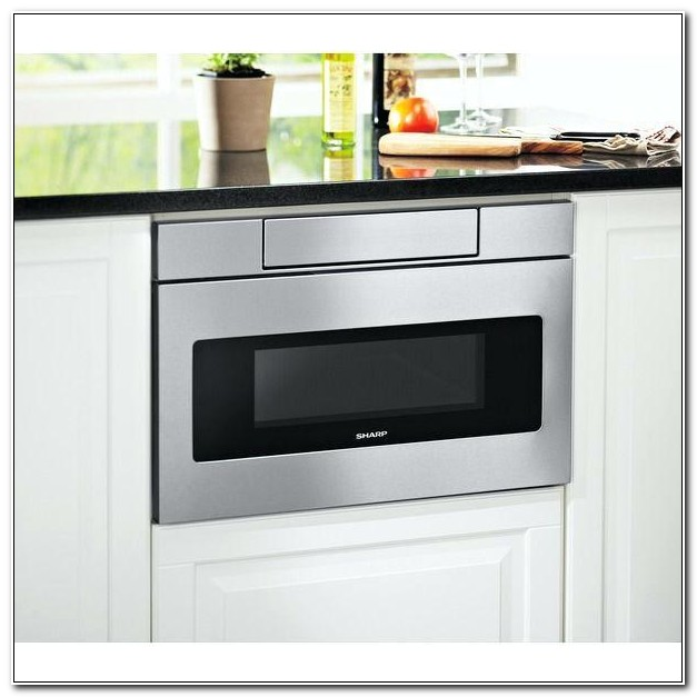 Under Cabinet Microwave Oven Stainless Steel