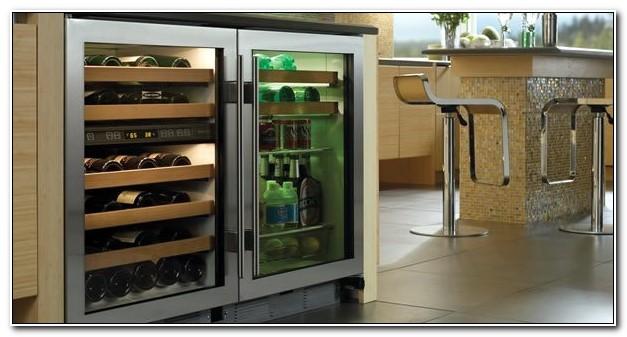 Under Cabinet Wine Cooler