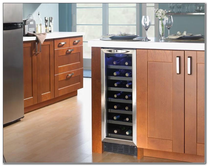 Under Cabinet Wine Refrigerator