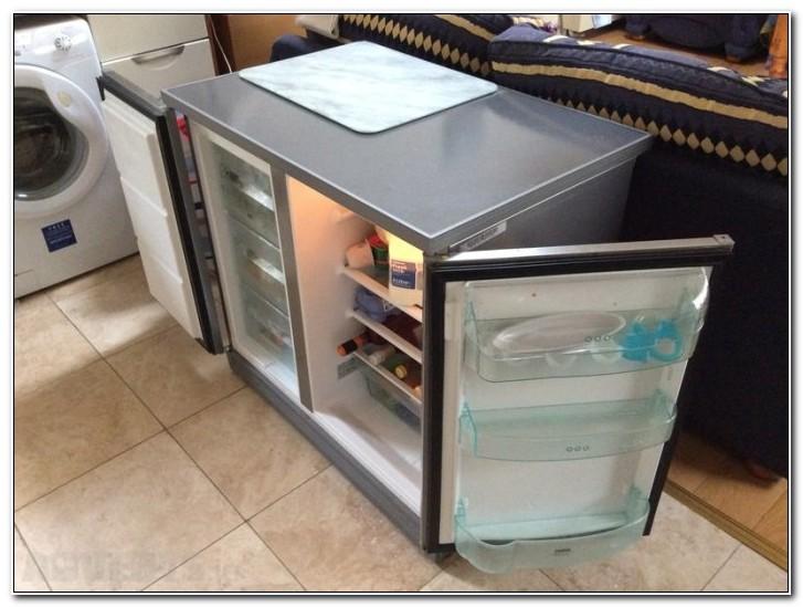 Under Counter Fridge Freezer Side By Side