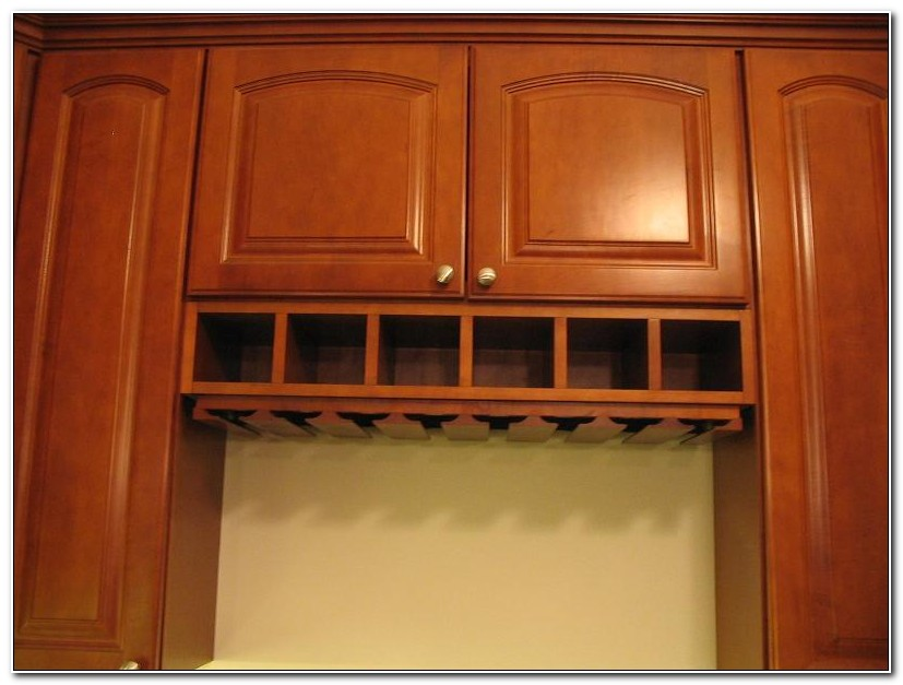 Under Counter Wine Rack Plans