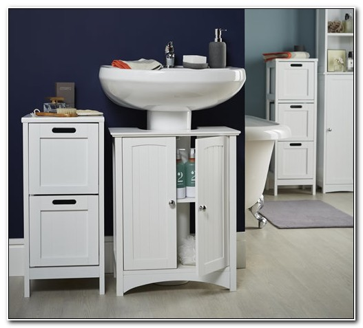 Under Sink Cabinets For Bathrooms