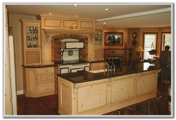Unfinished Pine Kitchen Cabinets Ct