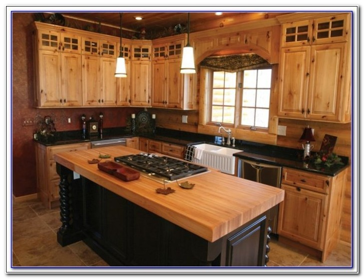 Unfinished Pine Kitchen Cabinets New Hampshire