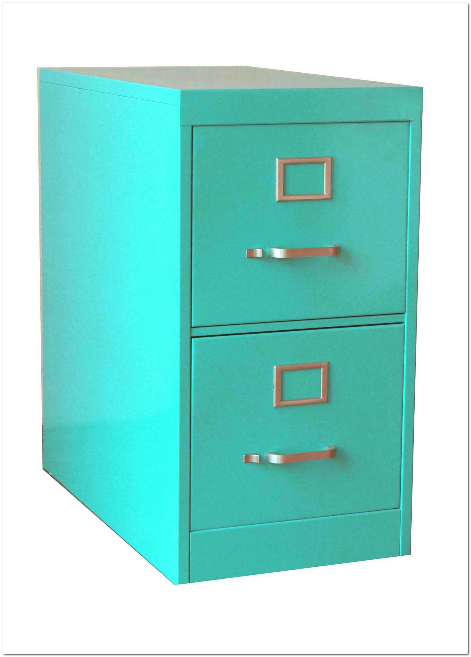 Used 2 Drawer Vertical File Cabinets