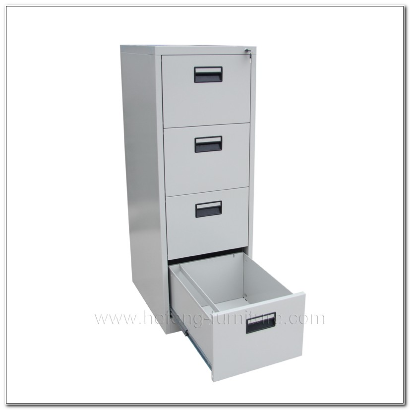 Used 4 Drawer Vertical File Cabinets