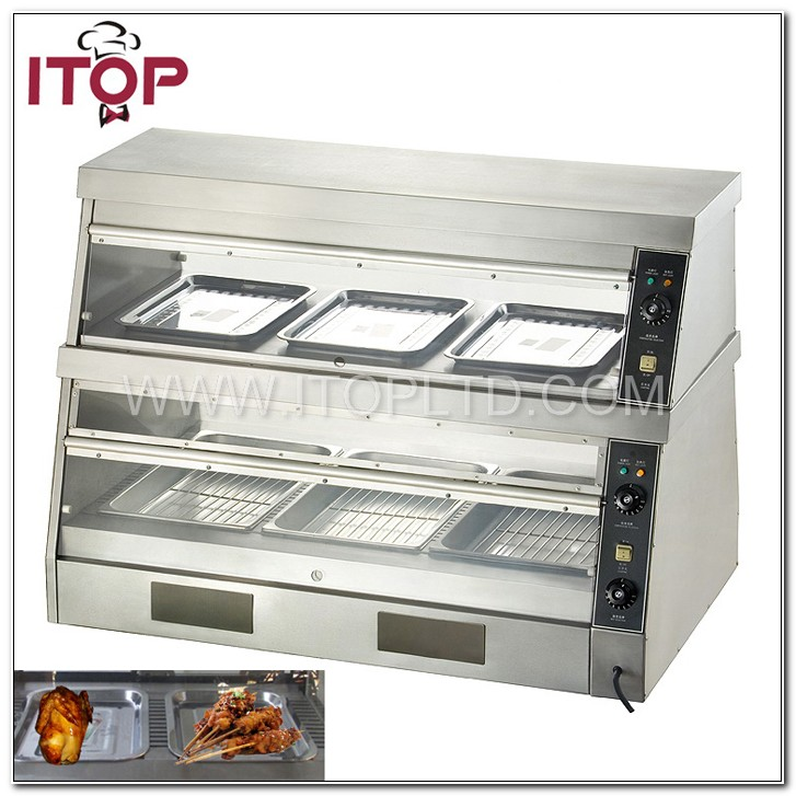 Used Commercial Food Warmer Cabinet