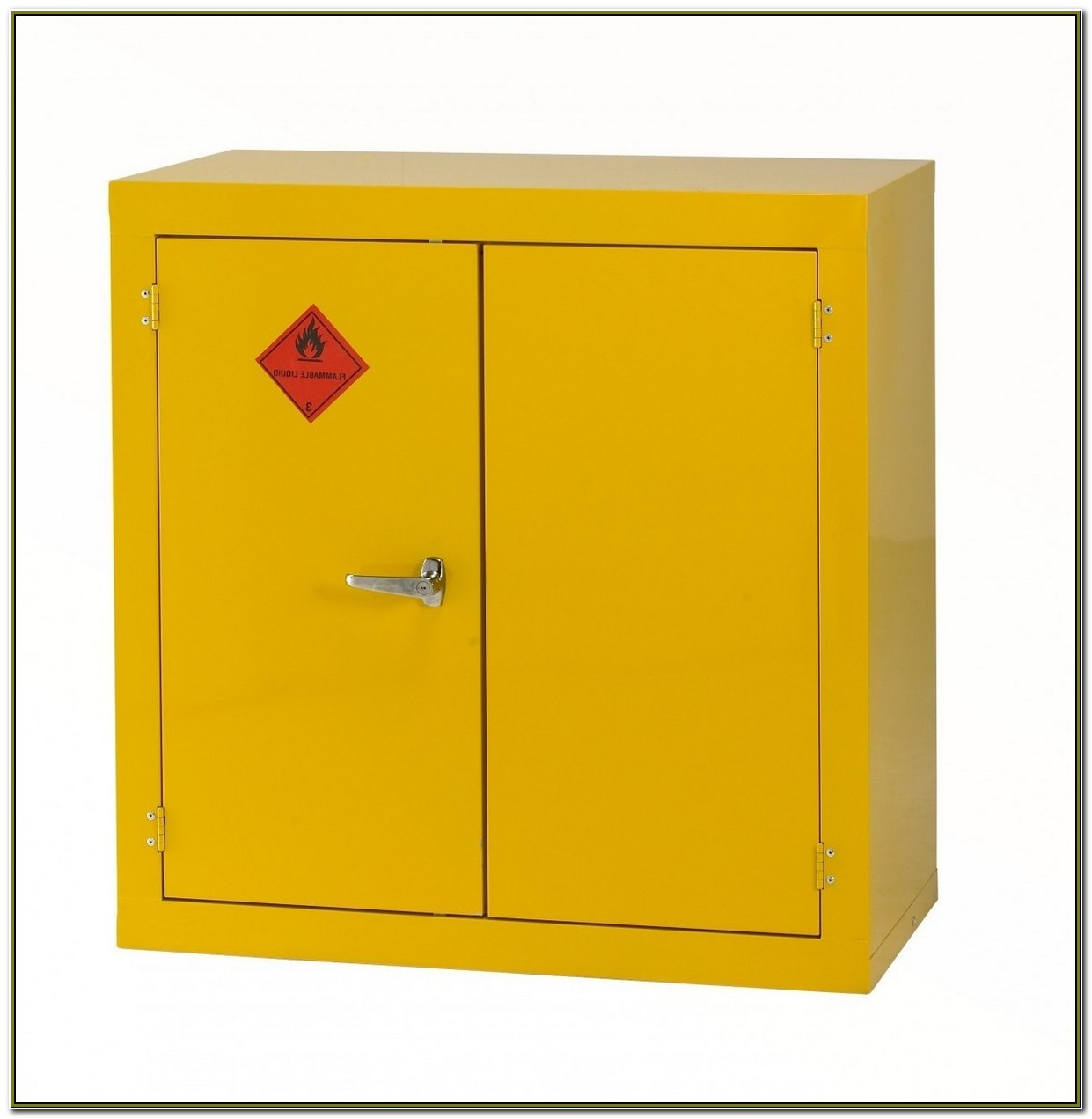 Used Flammable Storage Cabinet Ebay