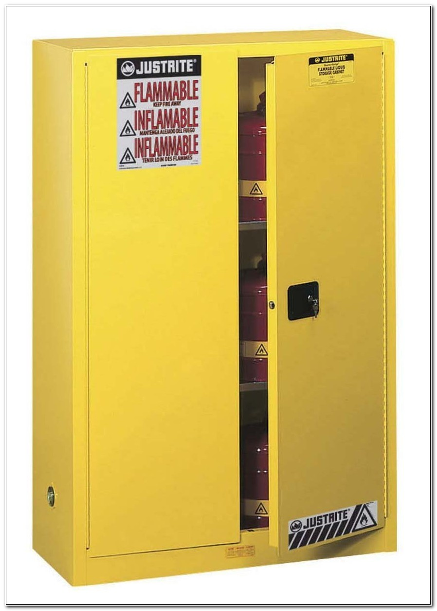 Used Flammable Storage Cabinet Minnesota