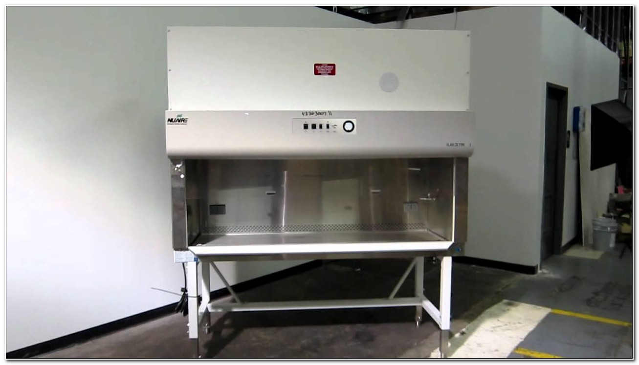Used Nuaire Biological Safety Cabinet