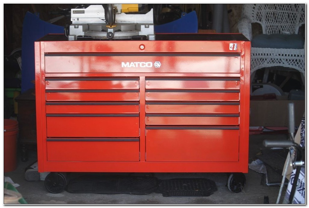 Used Rollaway Tool Boxes