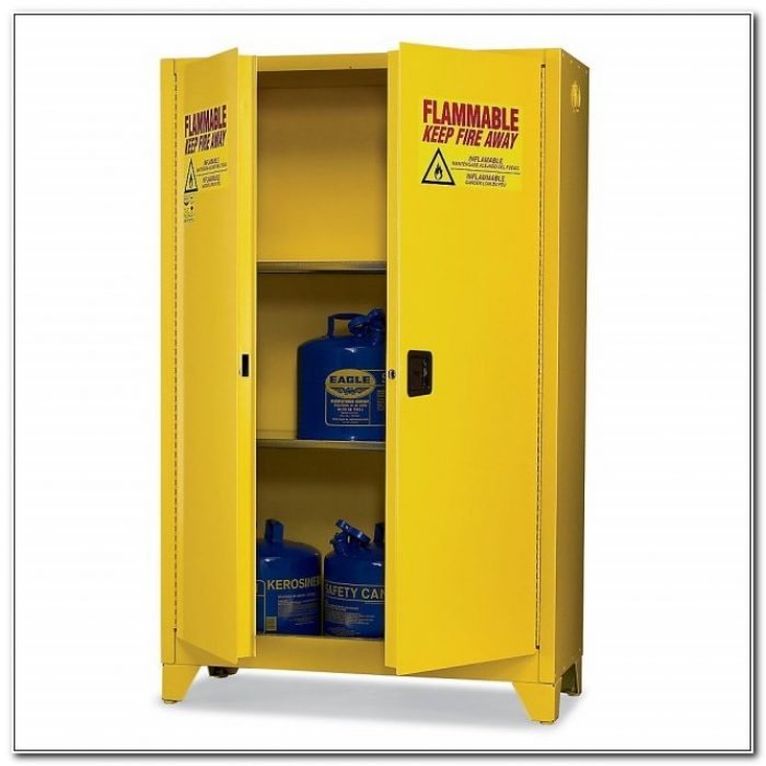Used Safety Cabinets For Flammables And Combustibles