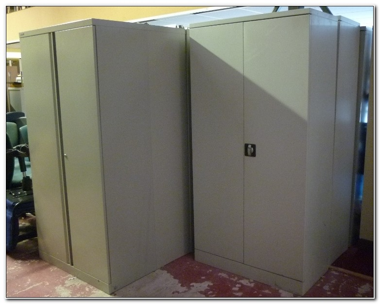 Used Steel Office Cabinets