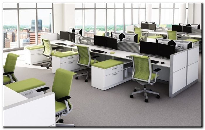 Used Steel Office Furniture