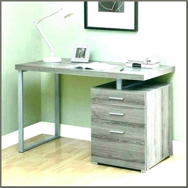 36 Inch Wide Desk With Drawers