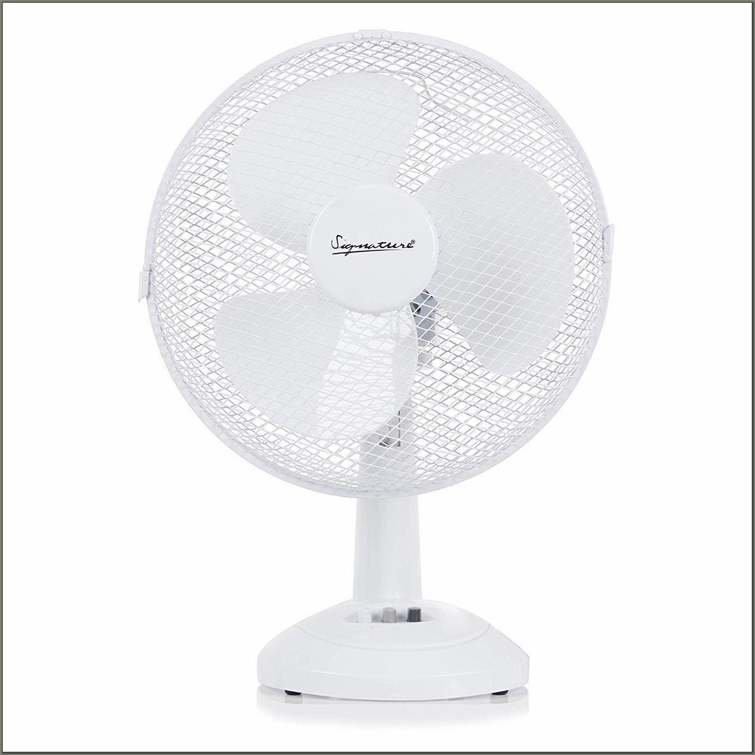 9 Inch Desk Fan