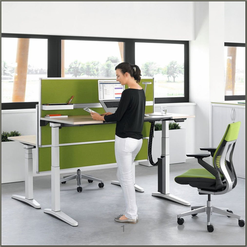 Adjustable Desks For Standing And Sitting