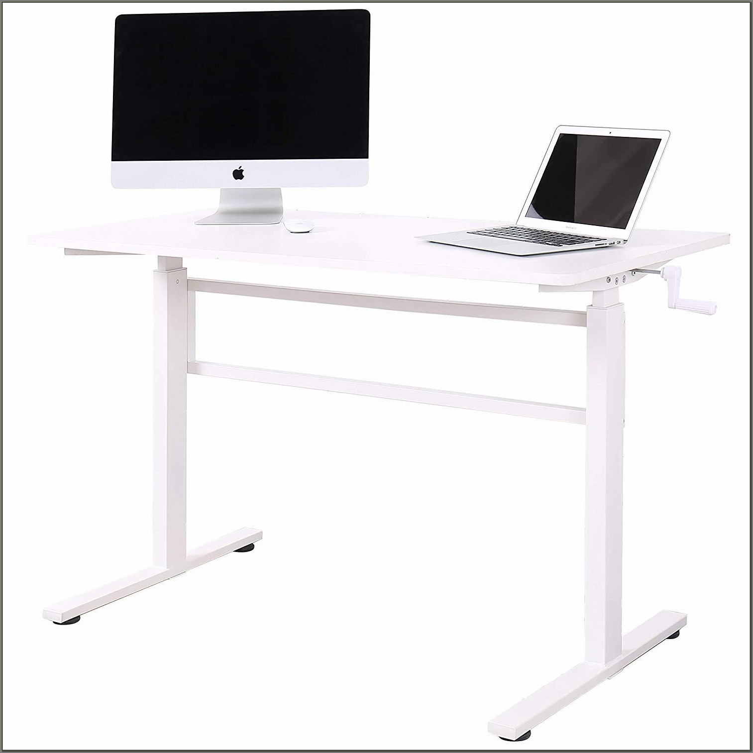 Adjustable Height Desk Crank