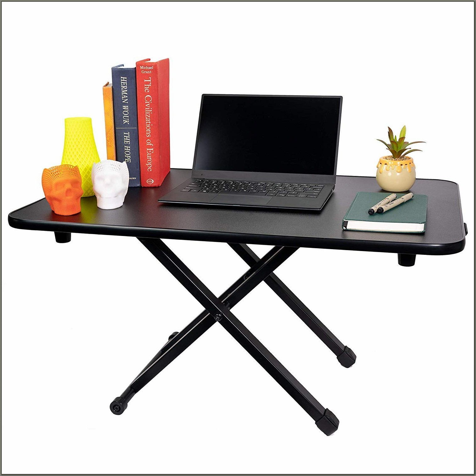 Adjustable Height Desk Topper