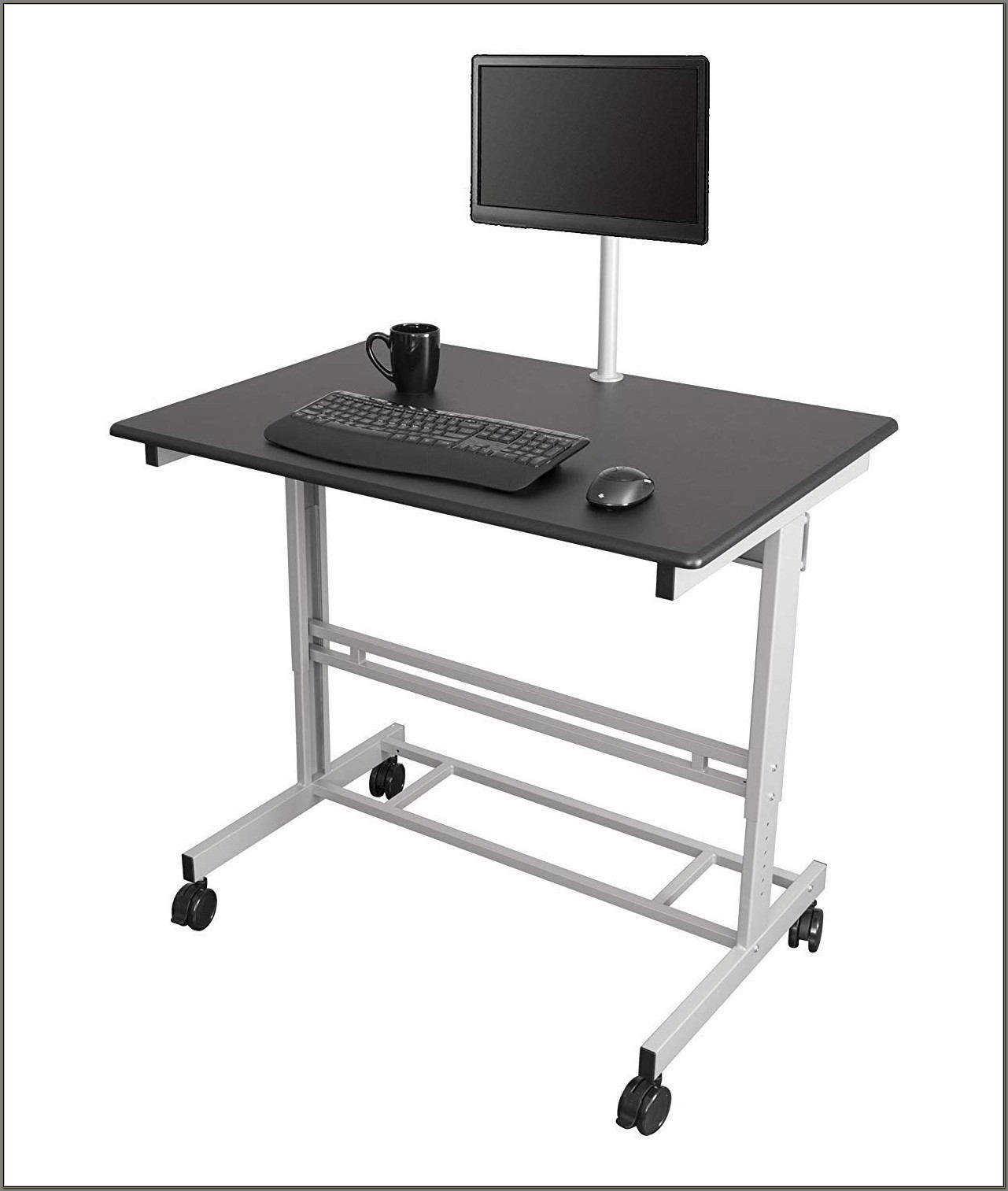 Adjustable Height Stand Up Desk