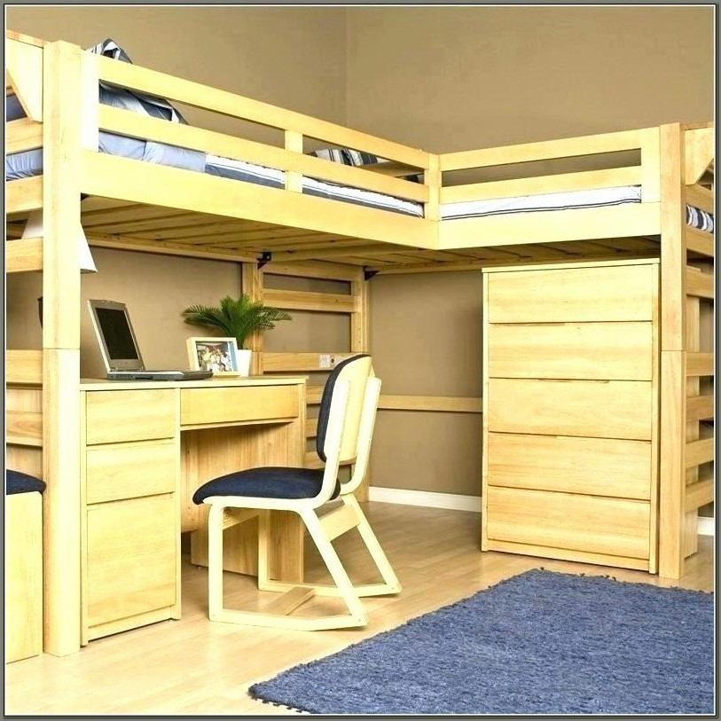 Beds With Desks Underneath Ikea