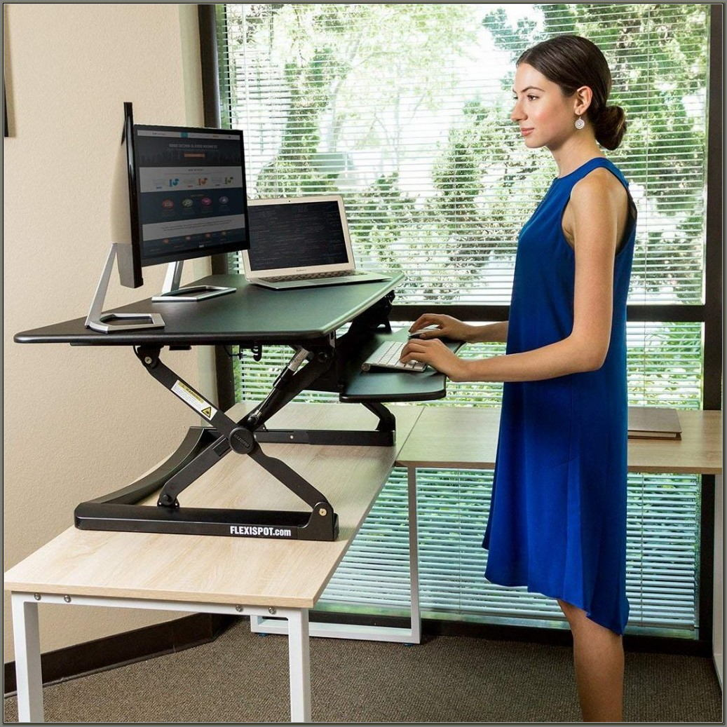 Best Standing Desk Converter For Imac