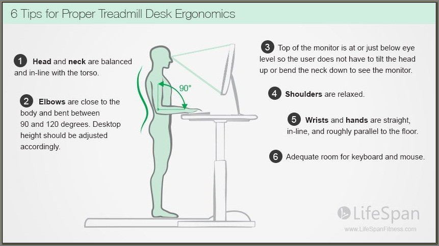 Best Treadmill For Standing Desk