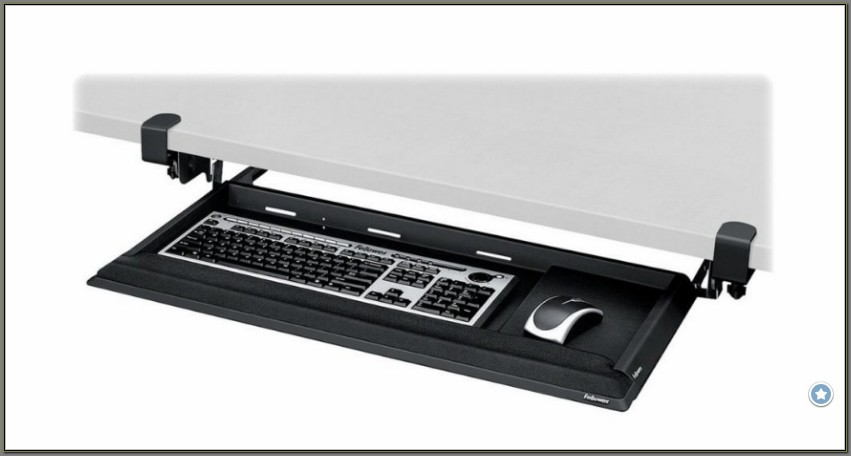 Best Under Desk Keyboard Tray