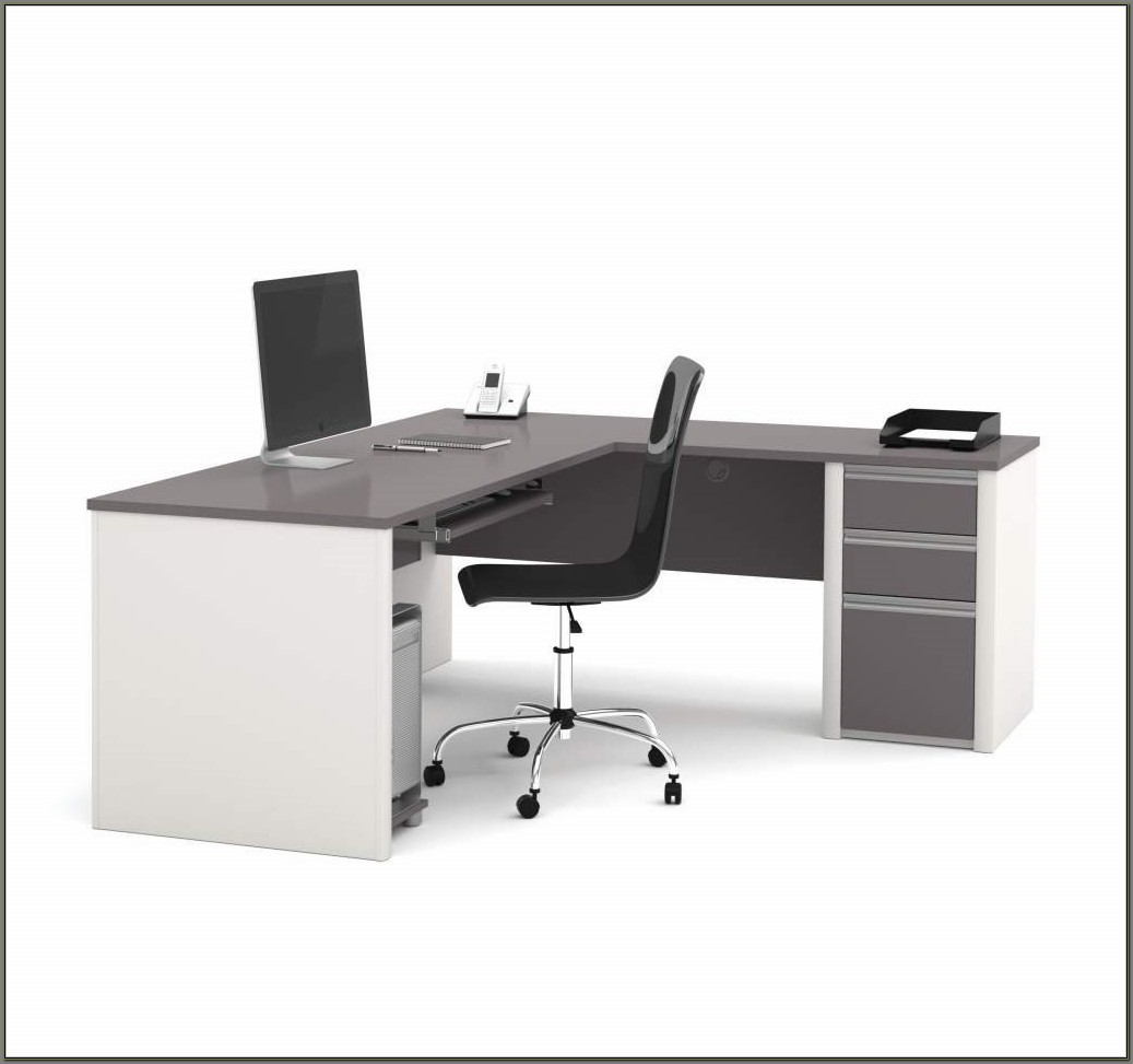 Bestar L Shaped Desk