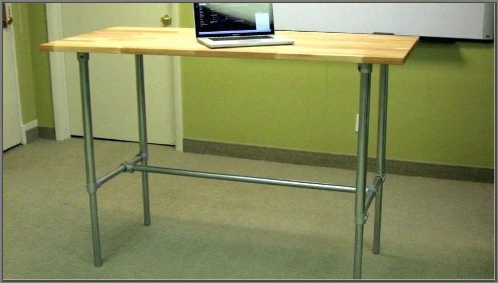 Build A Standing Desk Converter