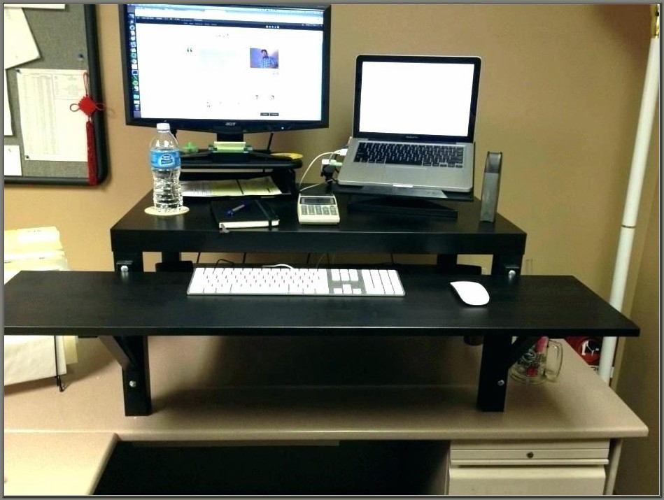 Build A Standing Desk Home Depot