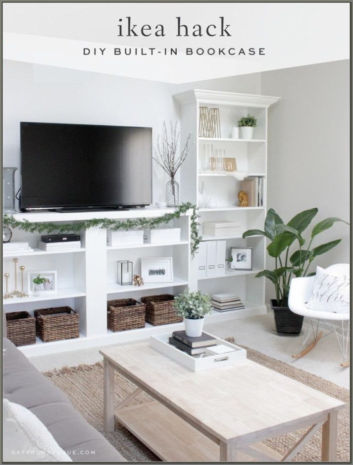 Built In Desk Ideas Ikea