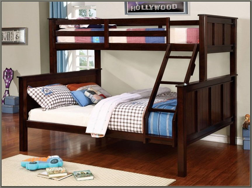 Bunk Bed And Desk Set