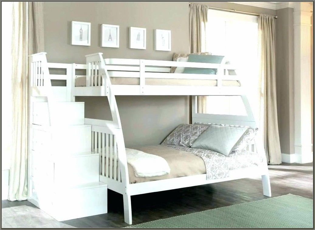 Bunk Beds With Desk Ikea Hack