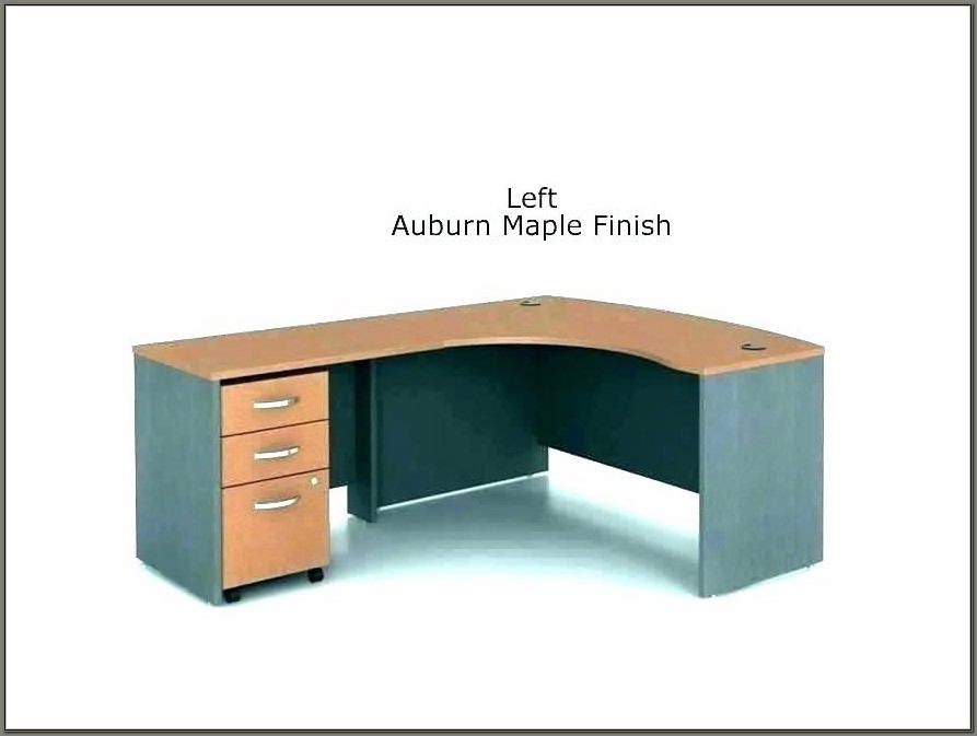 Bush Cabot L Shaped Desk Instructions