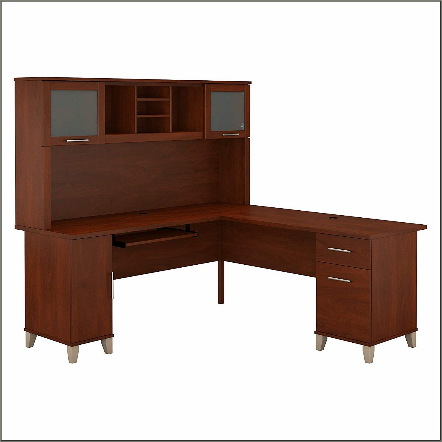 Bush L Shaped Desk