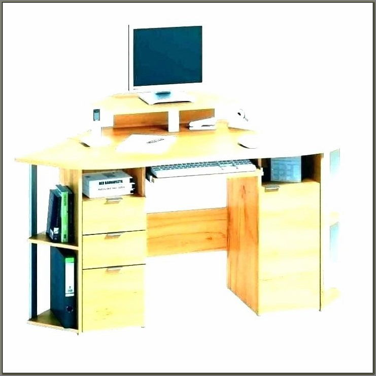 Bush Series A Corner Desk Assembly Instructions