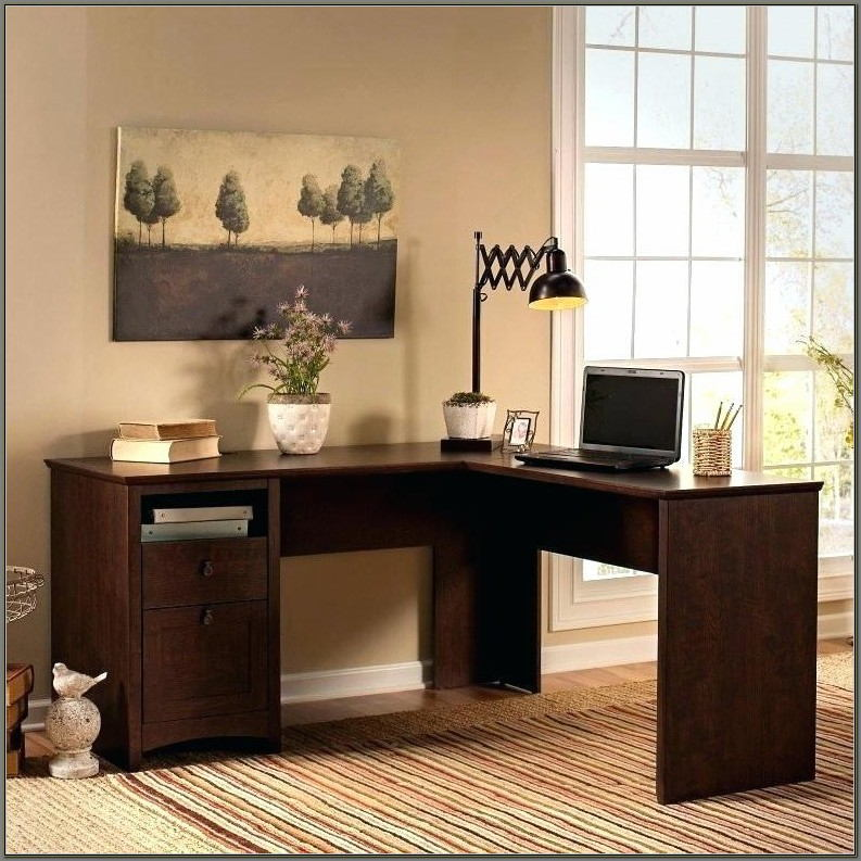 Bush Vantage Corner Desk Assembly Instructions