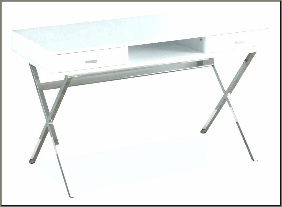 Cheap White Desks With Drawers